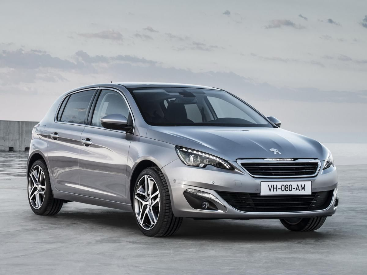 Peugeot 308 II GTi 1.6 THP (250 Hp) - Technical specifications and ...