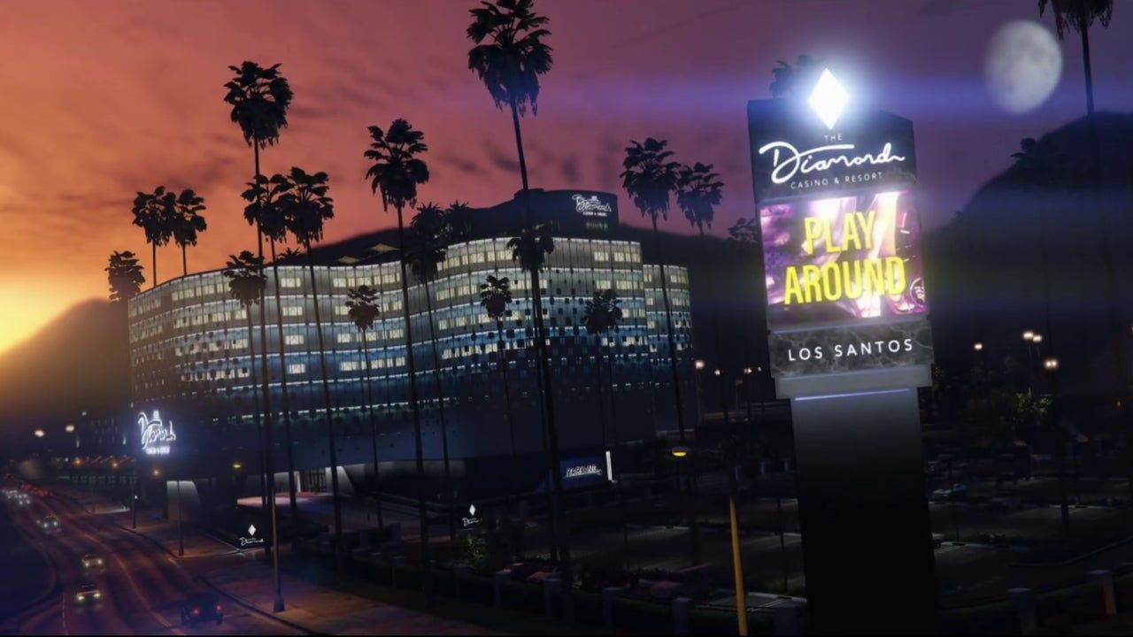 GTA Online The Diamond Casino & Resort Trailer GTA