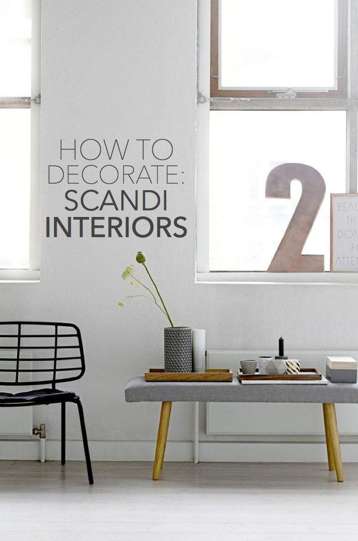 Merveilleux Scandinavian Design Office Furniture: Scandinavian Design How To Decorate A  Scandi Interior