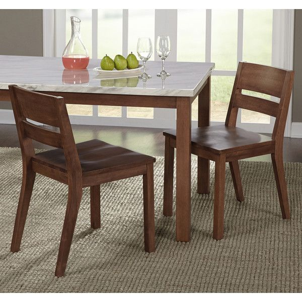 Losey Dining Table Walnut Dining Chair Dining Chairs Dining Table In Kitchen