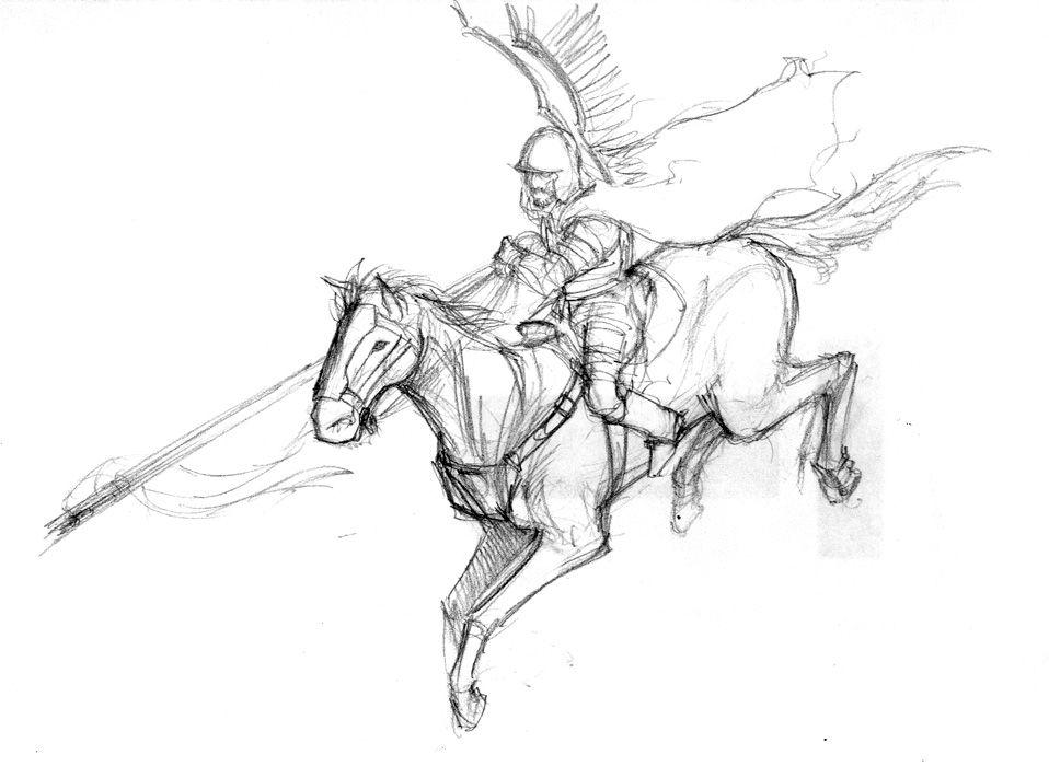 Winged Hussars Winged Hussars Polish Winged Hussars Be Brave Tattoo