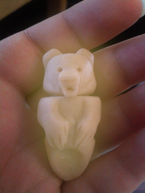brother bear totem by demite disney clay inspiration