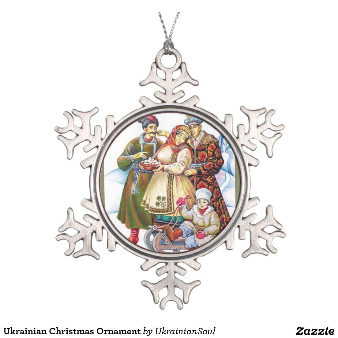 Ukrainian Christmas Ornament | Ukrainian christmas ...