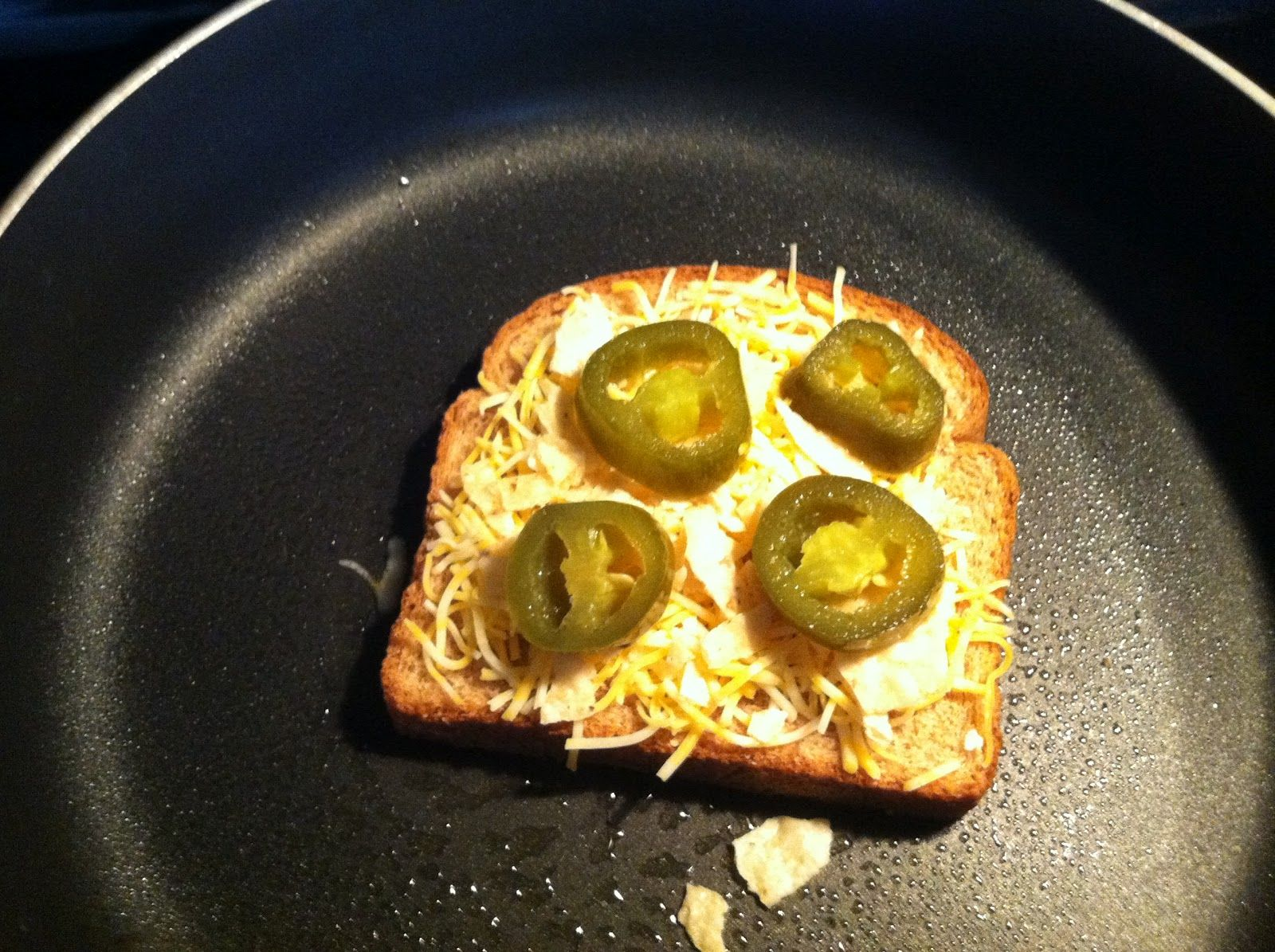 Maybee Jalapeno Popper Grilled Cheese