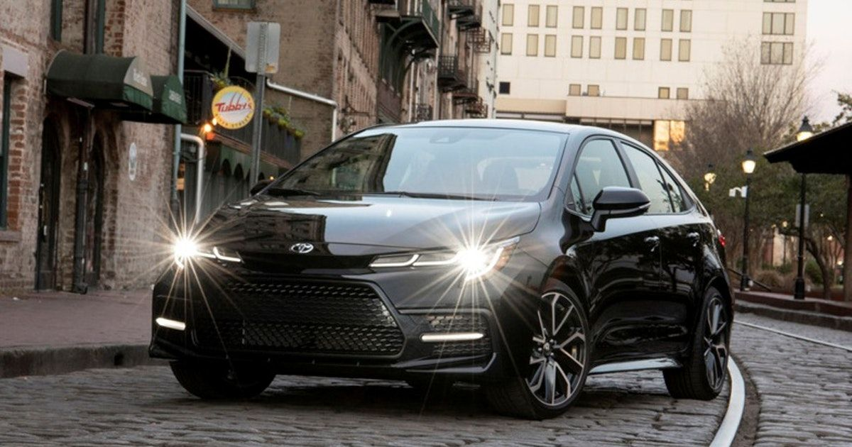 2020 Toyota Corolla answers the question, 'Can ubiquity