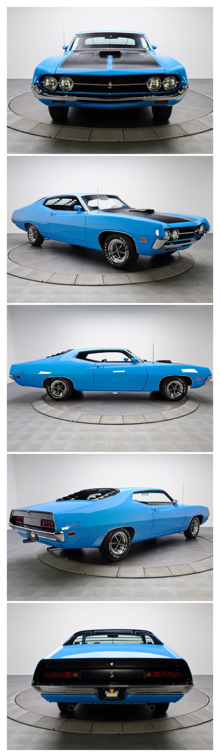 1971 Ford Torino Cobra 429..Re-pin Brought to you by #HouseofInsurance in…