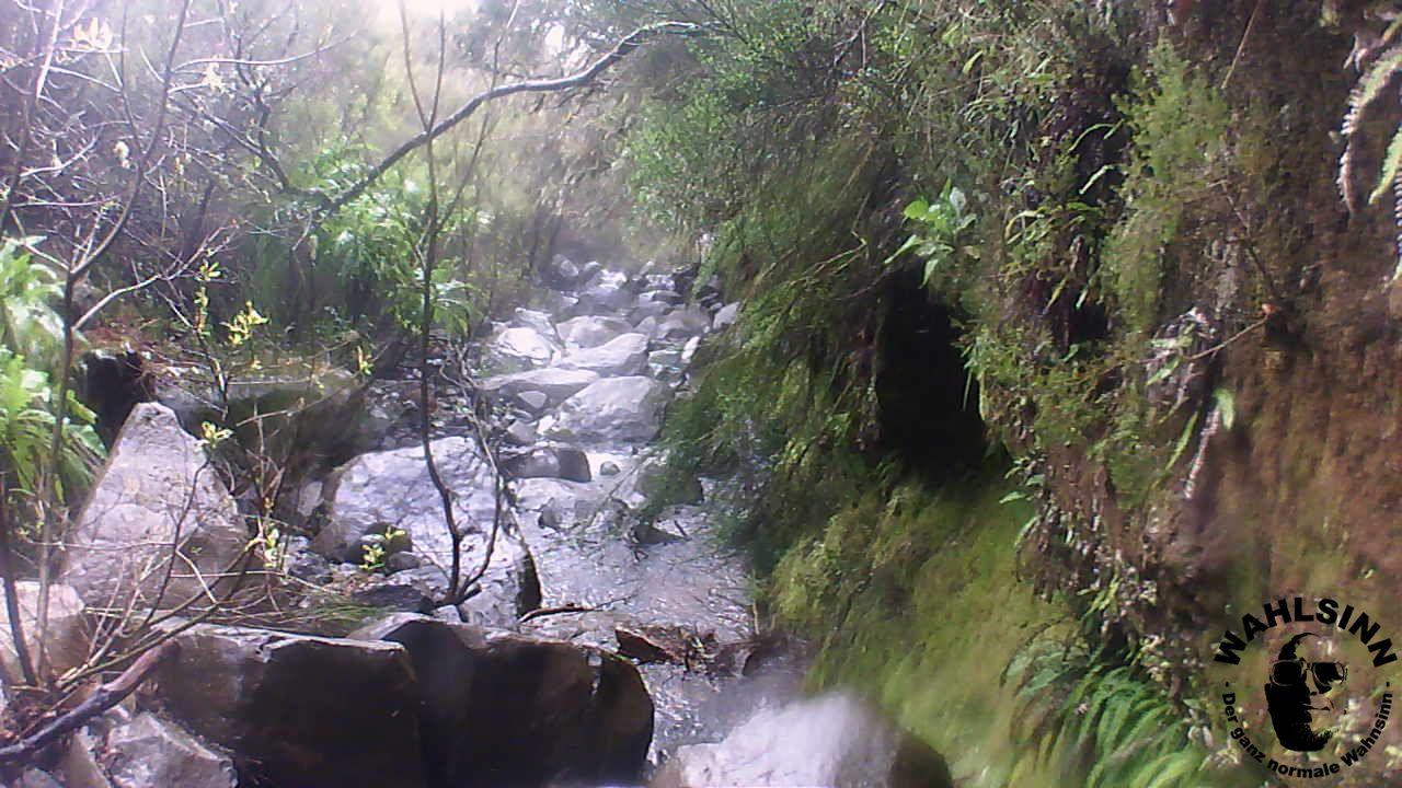 Canyoning - Der Weg ist das Ziel