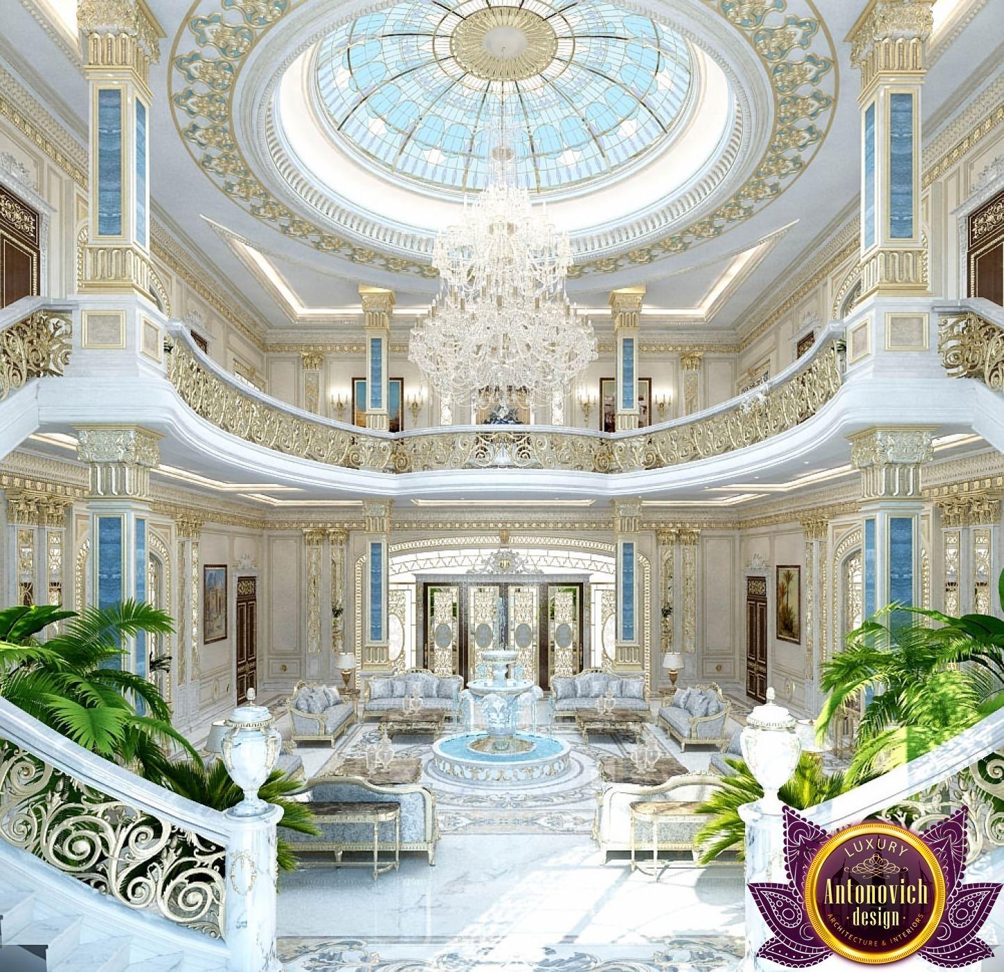 Entrance design in dubai luxury royal main entrance for Indische wohnungseinrichtung