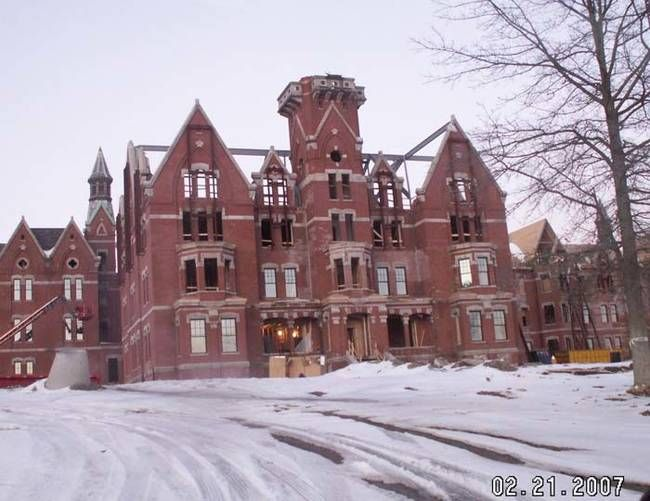 Danvers State Hospital Opened In 1878 In Rural Massachusetts About