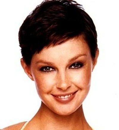 Ashley Judd Ashley Judd Celebrity Short Hair Short Hair Styles Pixie