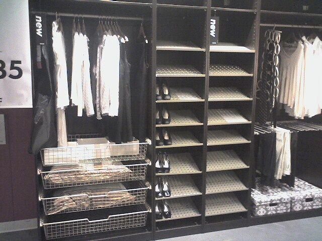 Good Ikea Closet Organizers Home Depot