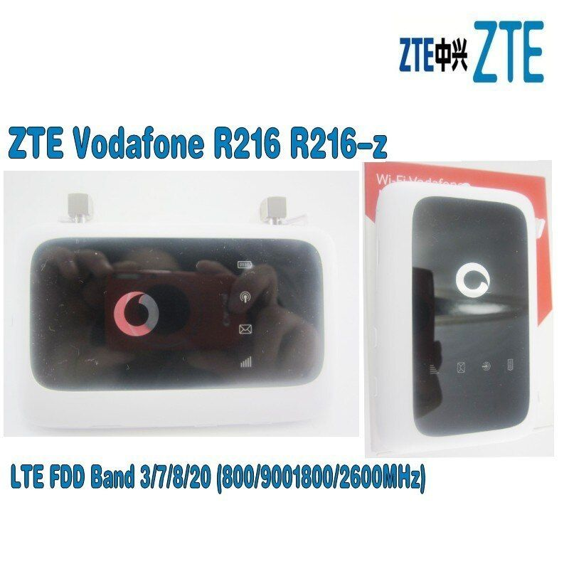 Lot of 100pcs Vodafone R216-Z ZTE LTE WLAN Hotspot bis 150 Mbits