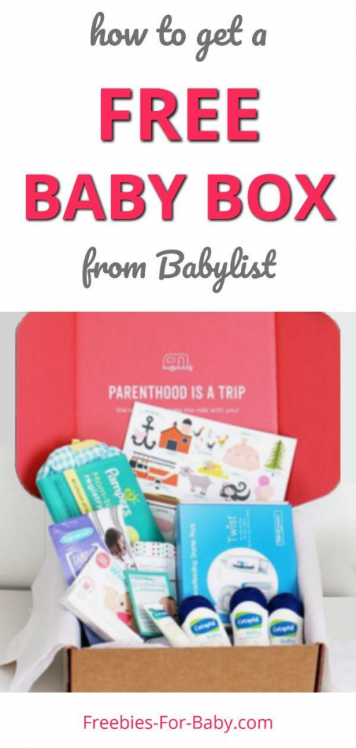 Get a FREE Hello Baby Box from Babylist for creating a Babylist registry.  Your free baby box includes full-size baby products  lots of free baby samples from brands like Pampers Lansinoh Burt's Bees Kiinde Dreft Cetaphil Baby  more. Get your free baby stuff today! #Babylist #BabylistRegistry #BabylistBox #HelloBaby #FreeBabyStuff #babyregistry #baby #registry #sample #baby #registry