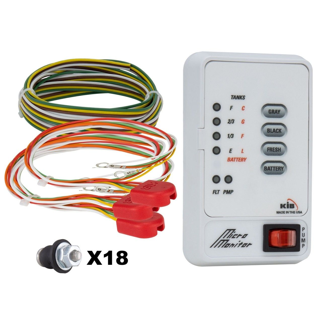 Kib K24wnb Monitor Panel Installation Guide In 2020 Monitor Panel Systems Level Sensor