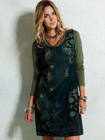 dca14a2d87b2 Our Dresses | Nomads | Dresses, Pinafore dress, Hippie dresses