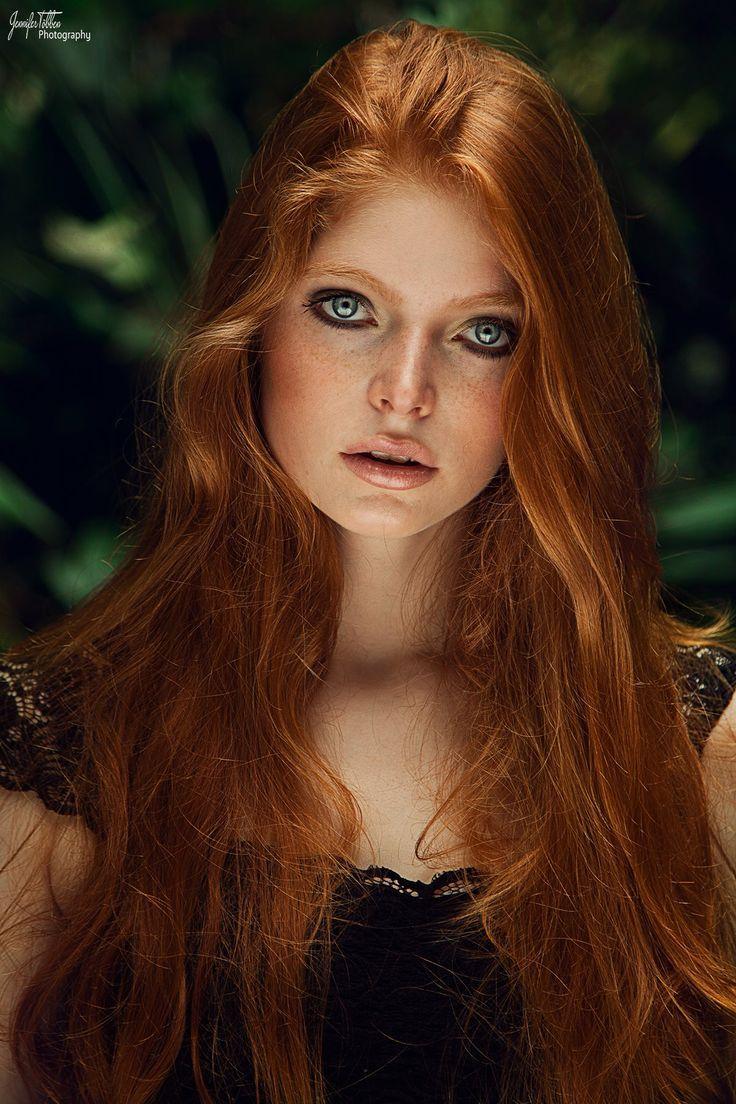 Sandy redhead beautiful