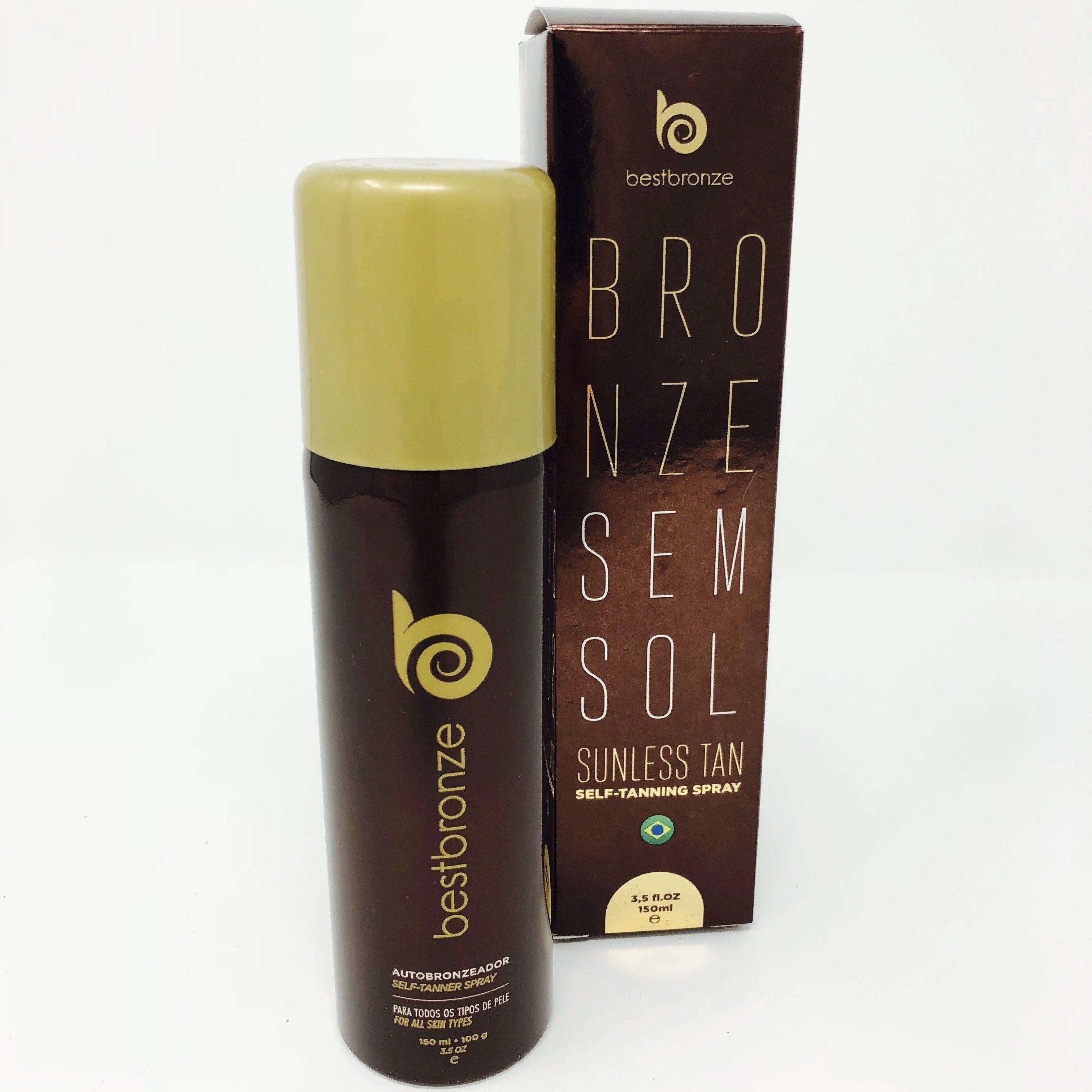 BestBronze SelfTanning Spray Coloration