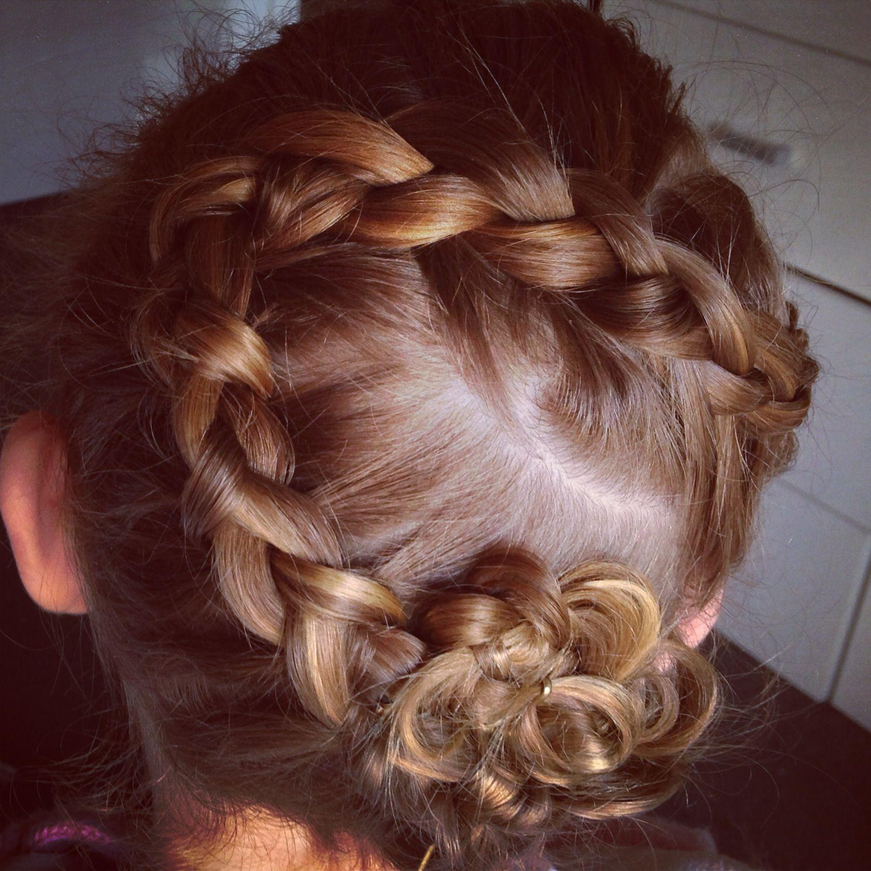 flower girl, junior bridesmaid, dutch braid, flower braid. flower