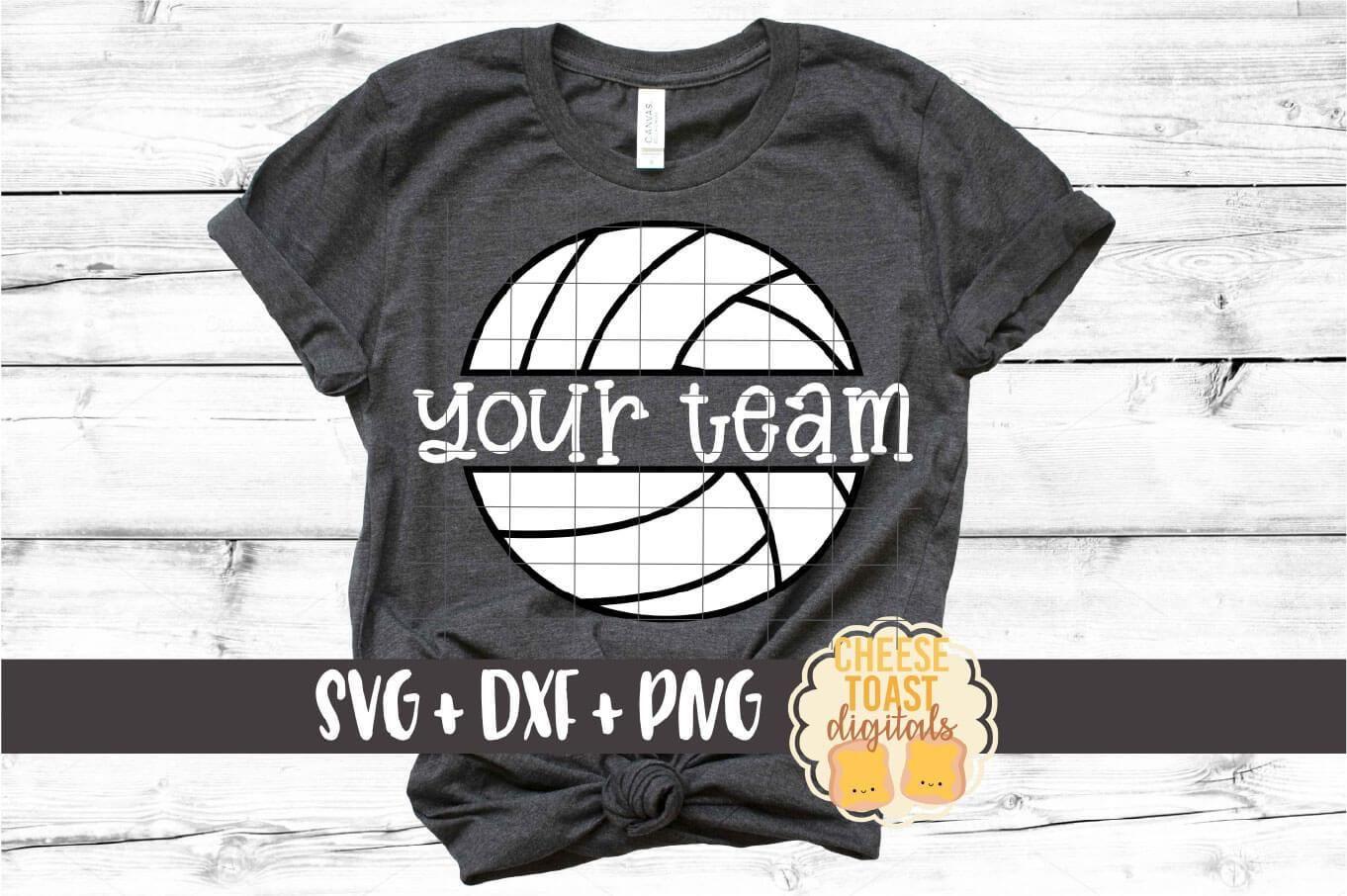 Split Volleyball Volleyball Volleyball Designs Cool Shirts