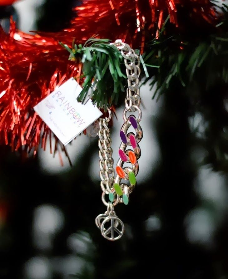 Idee Regalo Milano Natale.Colorful Jewels Fashion Christmas Accessories