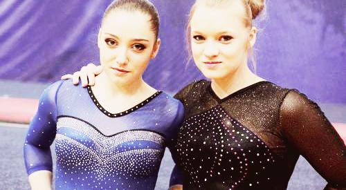 Aliya and Tatiana