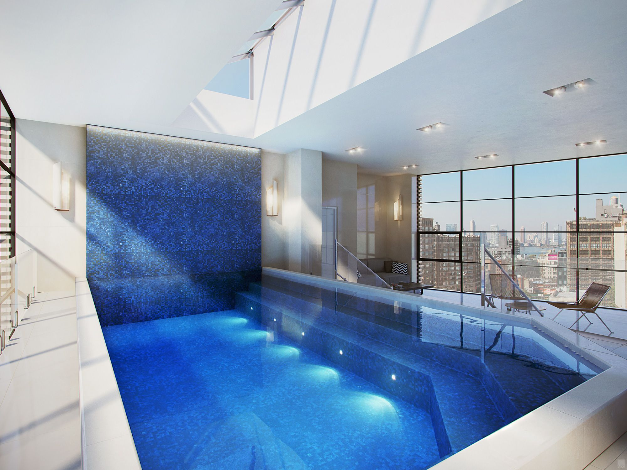 Vacation Resorts Real Estate Marketing Pent House Private Pool Apartment
