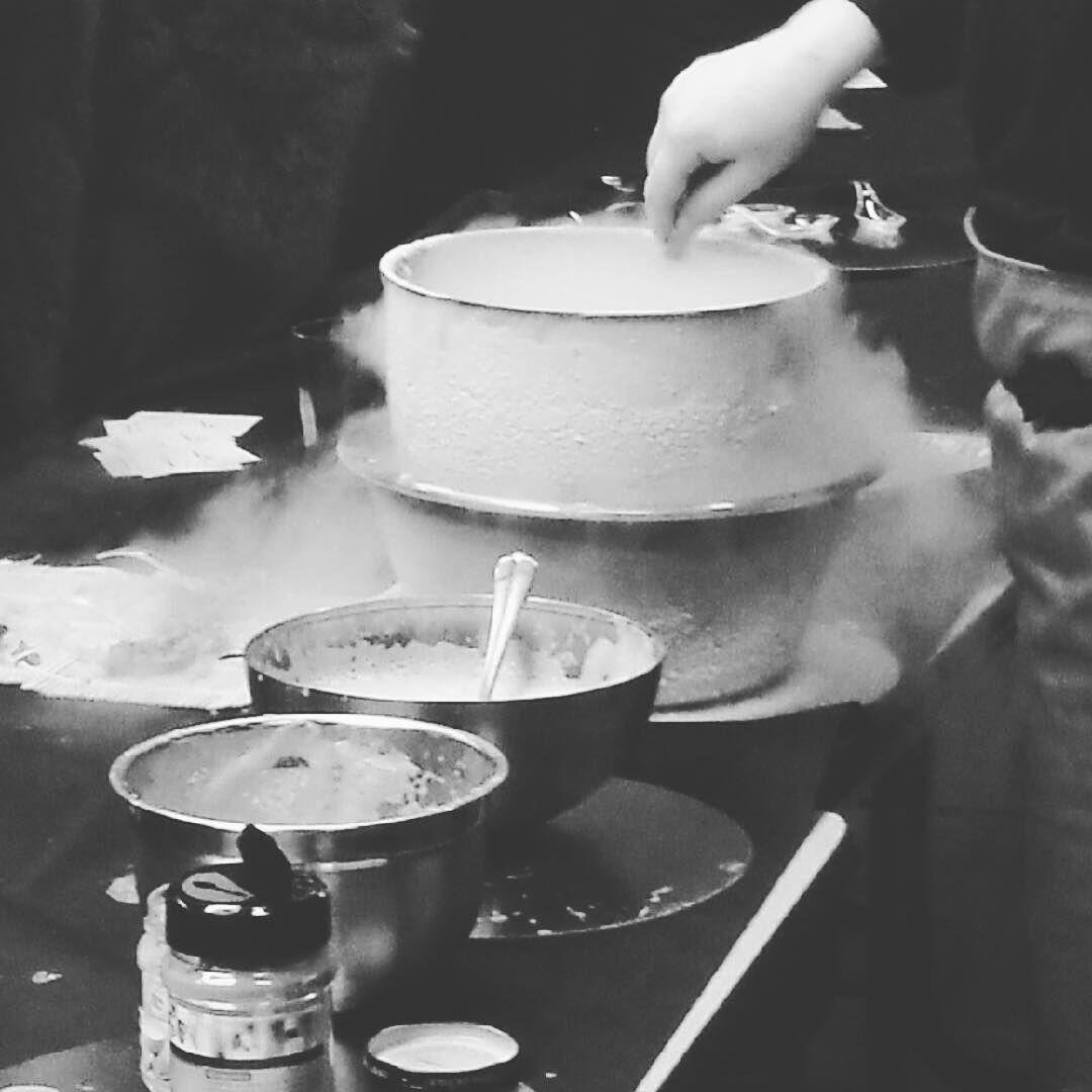 cinÉfood expérimentation et cuisine pour la soirée d ouverture de