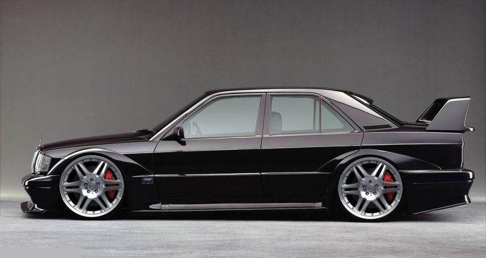 Mercedes Benz 190e Tuning Mercedes Benz 190e Stuff Mercedes Benz