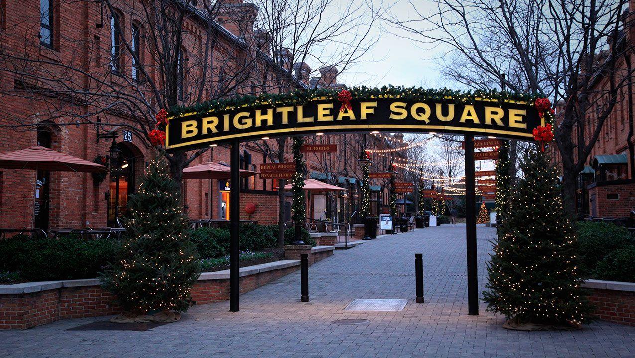 Brightleaf Square In Durham Features Unique Shops And Restaurants