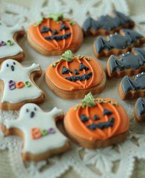 Galletas Halloween thermomix Pinterest Galleta Halloween y