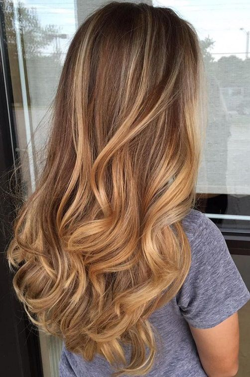 31 Honey Blonde Balayage Hair Color Ideas 2019 With Images