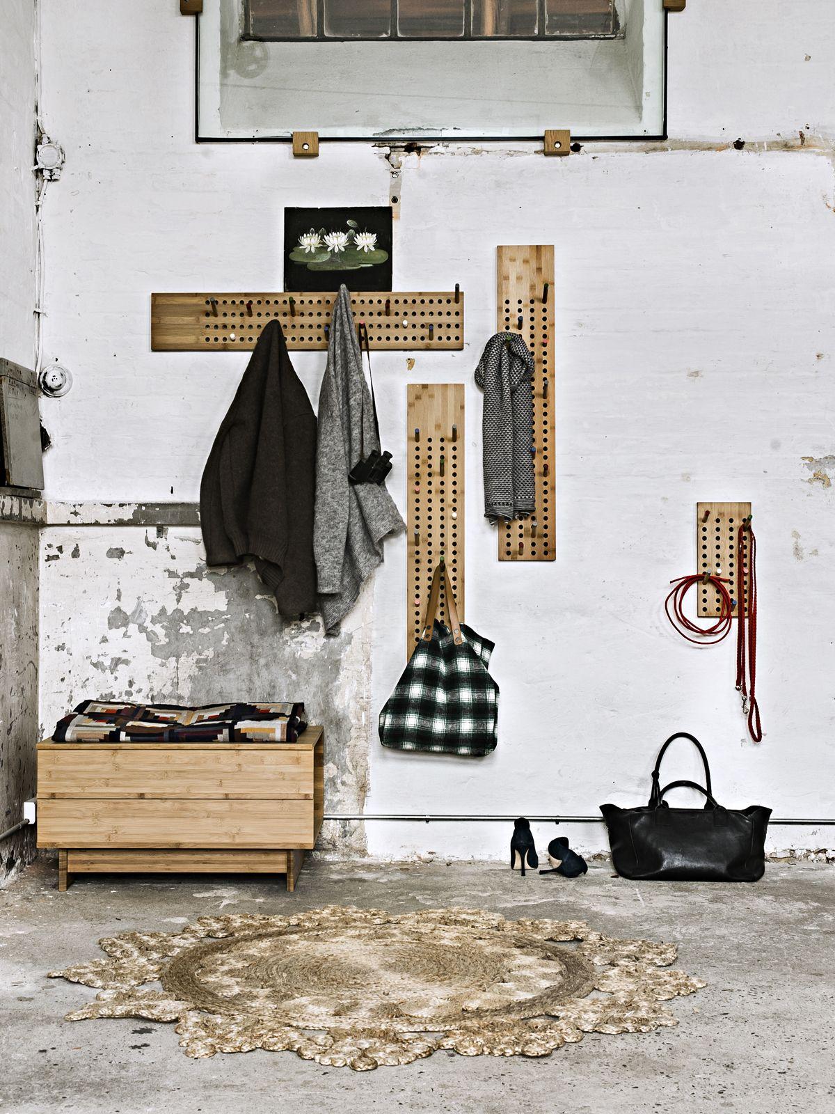 Garderobe Scoreboard Garderobe Holz Garderobe Design Und