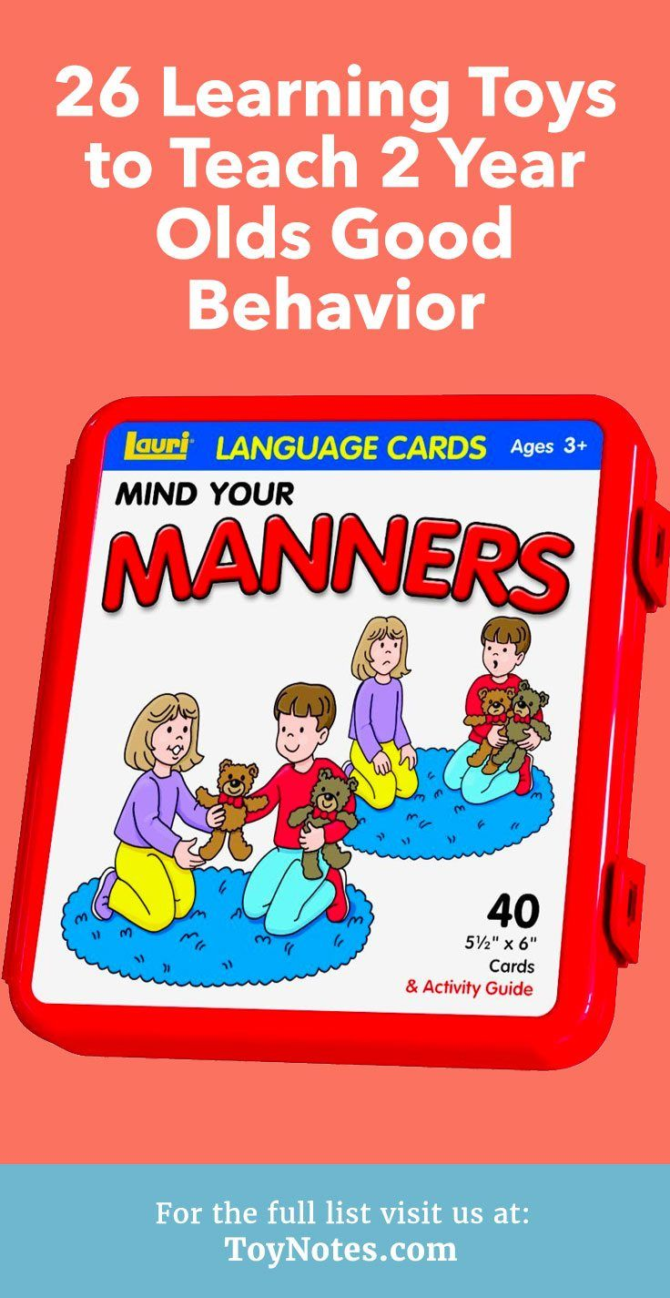 26 Learning Toys to Teach 2 Year Olds Good Behavior ...
