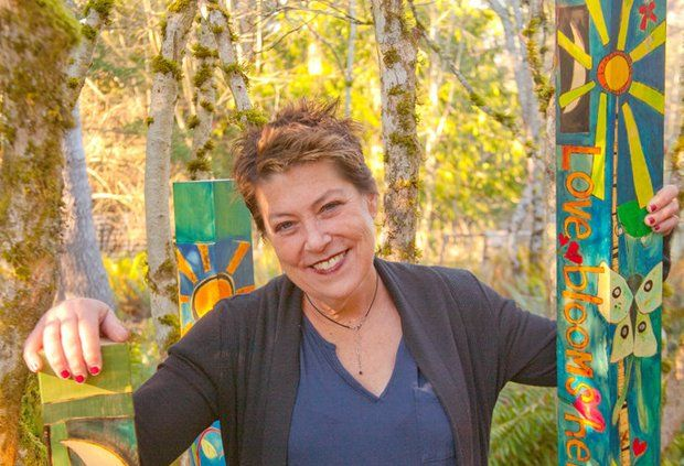 Top 25 ideas about Peace pole on Pinterest Gardens Peace art