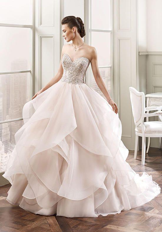 Wedding Dress In Ct.Eddy K Ct 154 1 500 Size 12 Used Wedding Dresses My Blush