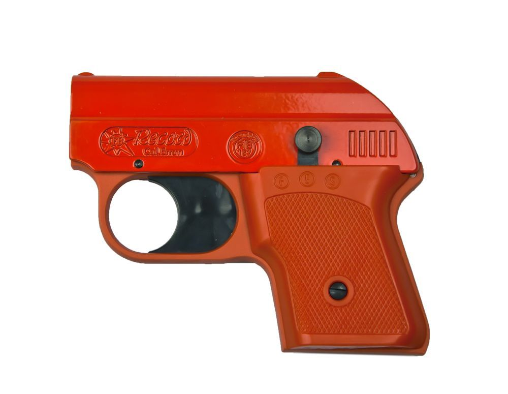 Record Starting Pistol Training Equipment Hand Guns Country