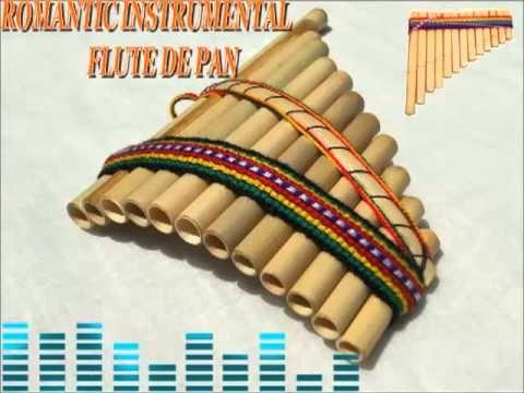 Minha Radio Romantic Instrumental Pan Flute Mp4 Flauta De Pa