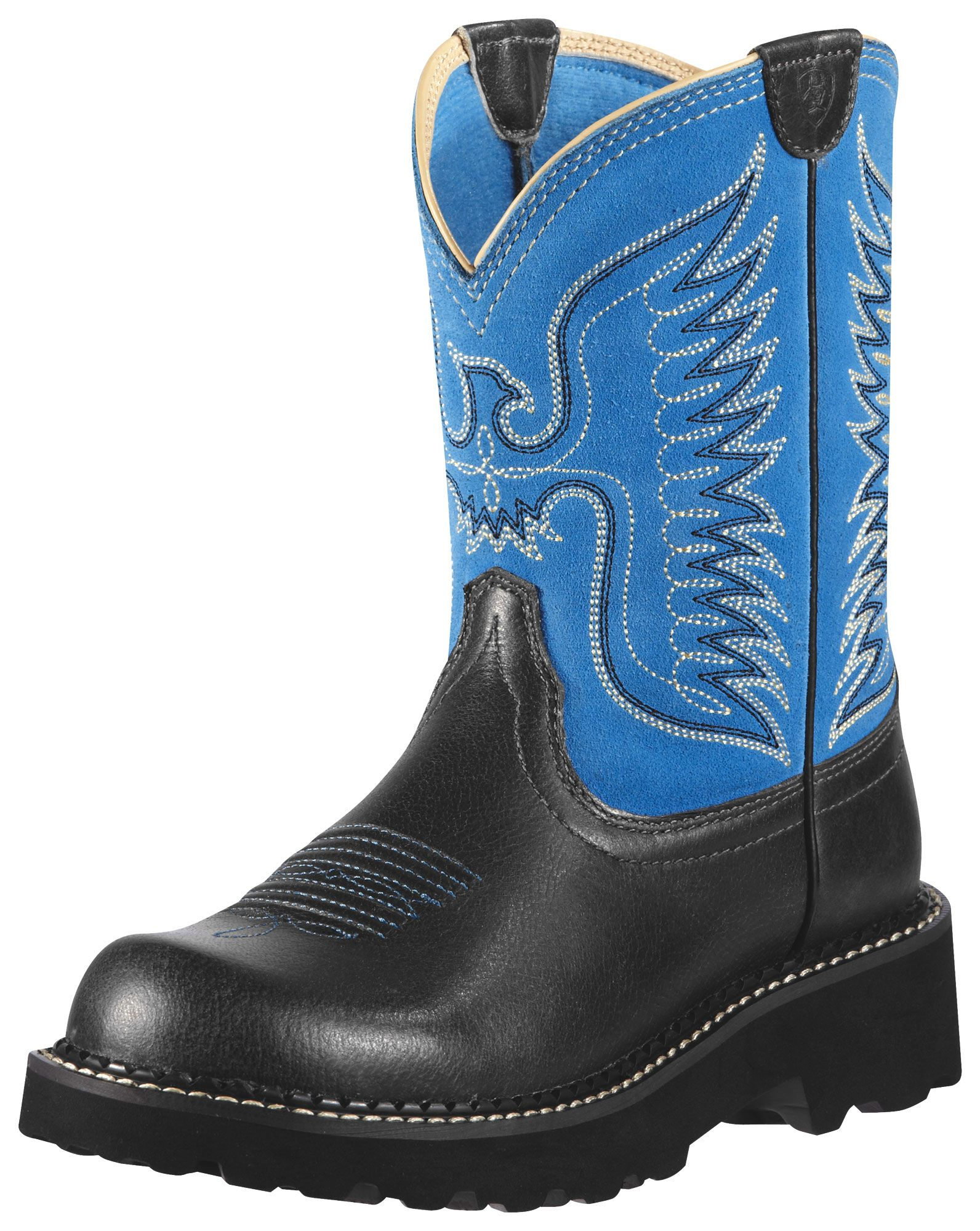 Boots, Blue cowgirl boots, Cowgirl boots
