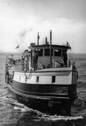 Gabriola Ferry http://www.gabriolamuseum.org/ferries.shtml