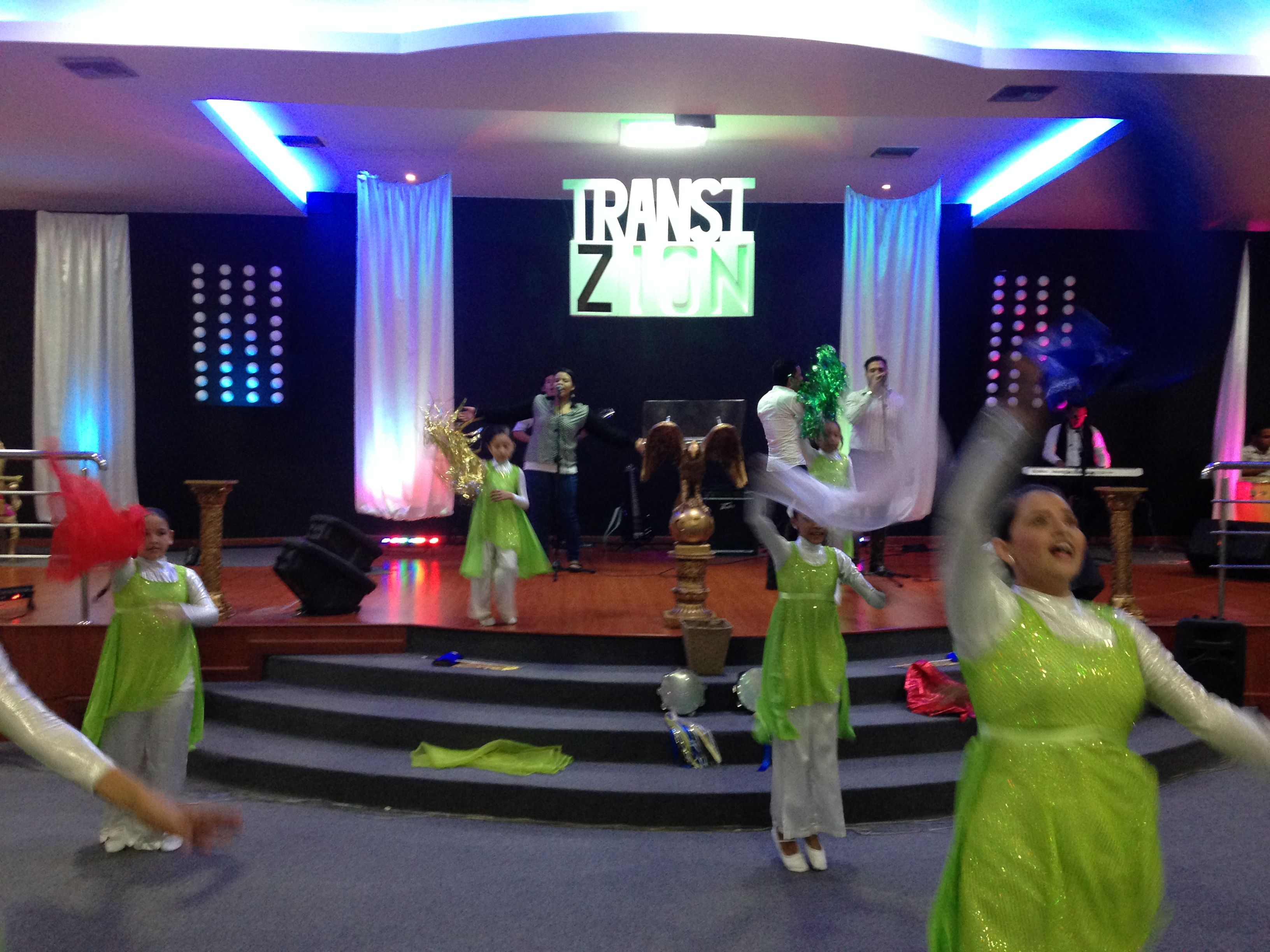 adoración en transcisión