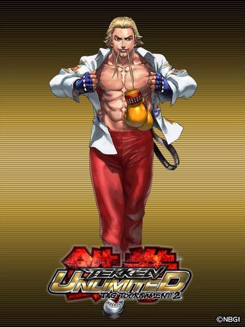 Steve Fox Tekken Tag Tournament 2 Fighter Tekken Tag Tournament 2 Steve
