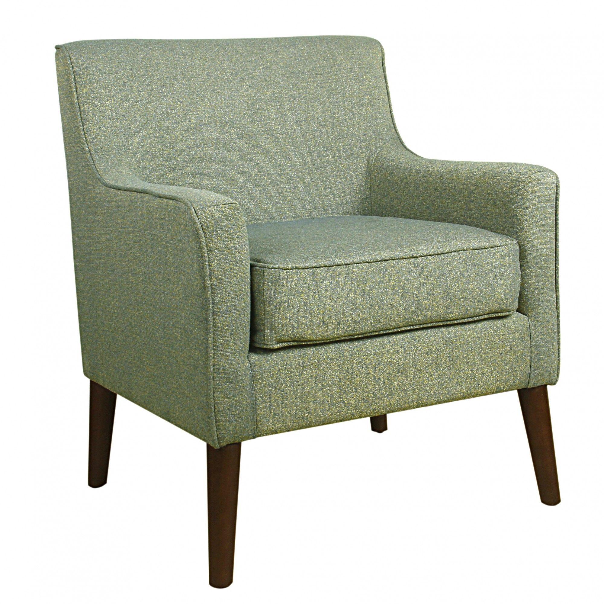 Best Davis Mid Century Accent Chair Teal Mid Century Accent 400 x 300