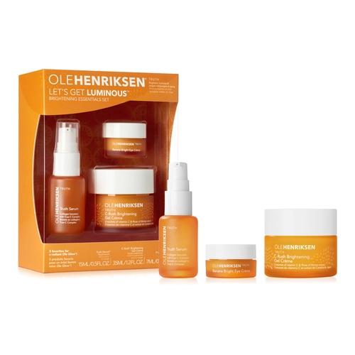Photo of Ole Henriksen Let's Get Luminous™ Brightening Essentials Set