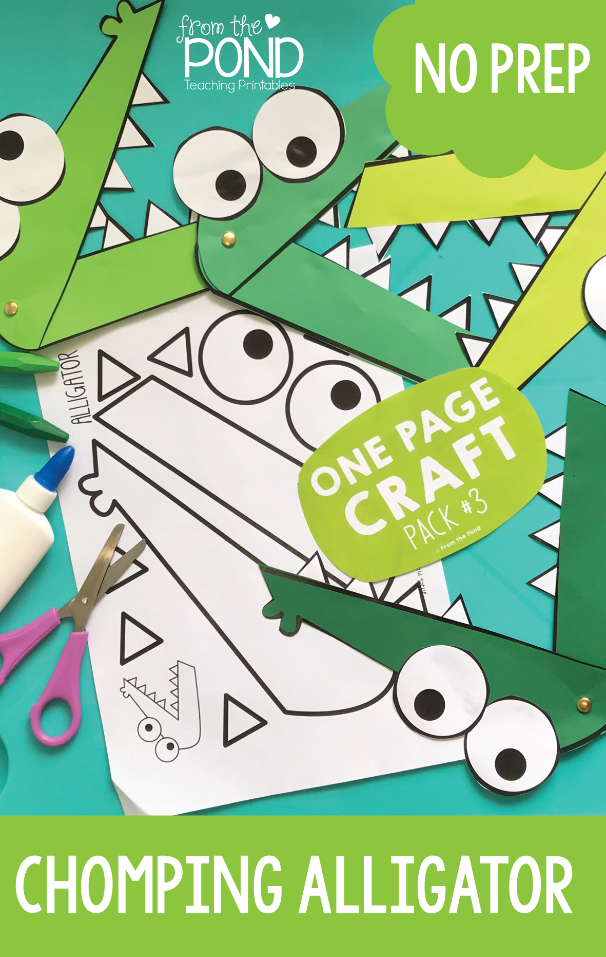 One Page Craft Bundle Pack 3