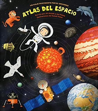Atlas Del Espacio Space Crafts For Kids Space Crafts Mini Booklet