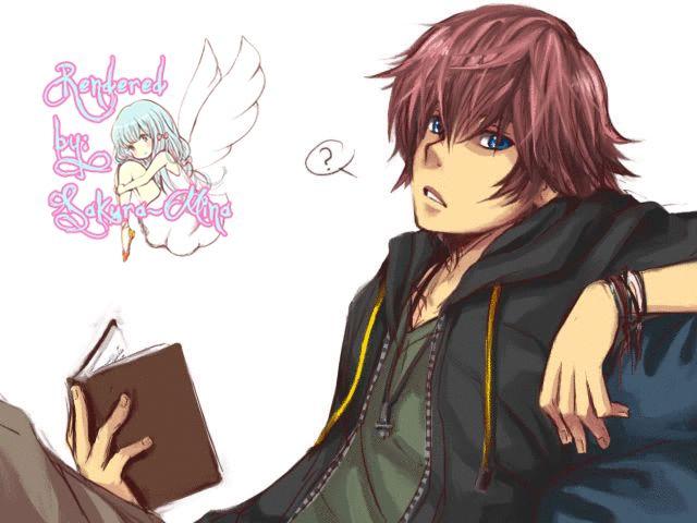 Anime Guy Reading Cute Anime Guys Anime Cute Anime Boy