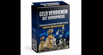 Geld verdienen mit Wordpress - Quickstart | Geld verdienen ...