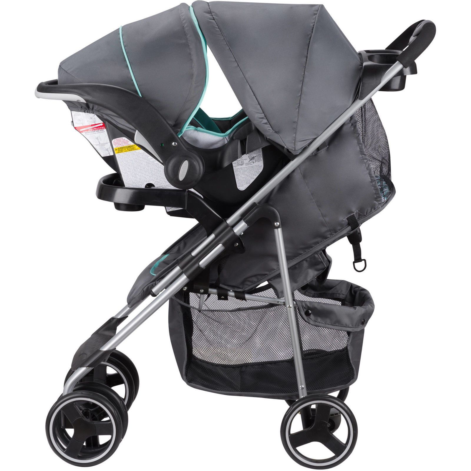 Evenflo Vive Safety Car Seat and Stroller Travel System