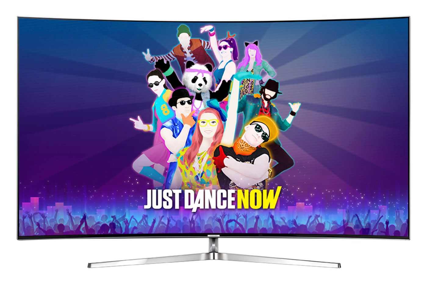 Samsung adds 'Just Dance Now' to its smart TV hub