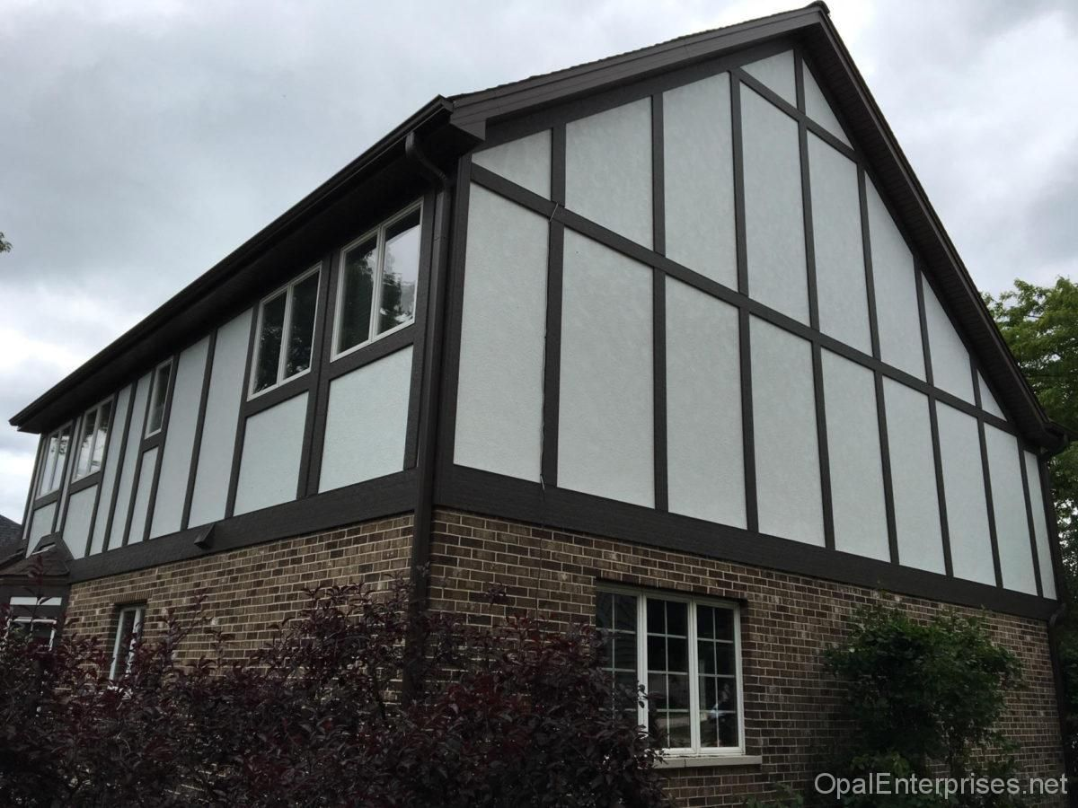 After Stucco Siding Replacement In Lisle Illinois In 2019